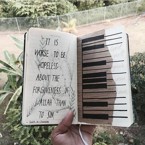 quotes, piano, inspiration and journaling