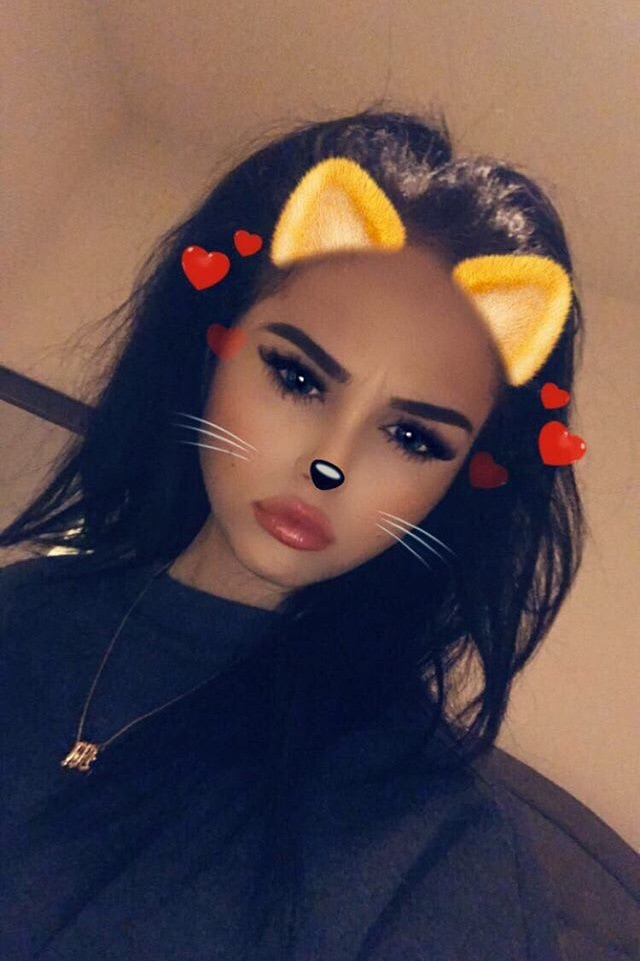 beauty, chic, girls and maggie lindemann