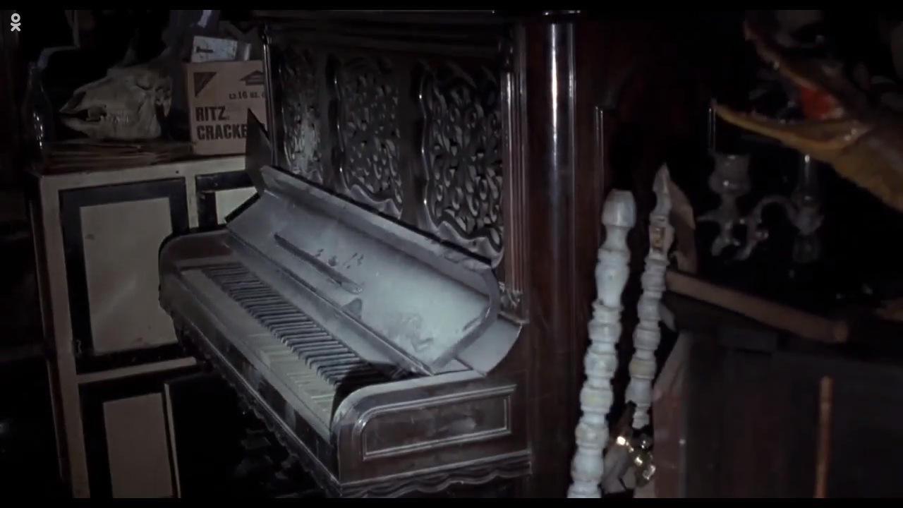 piano, old, hannibal lecter and the silence of the lambs