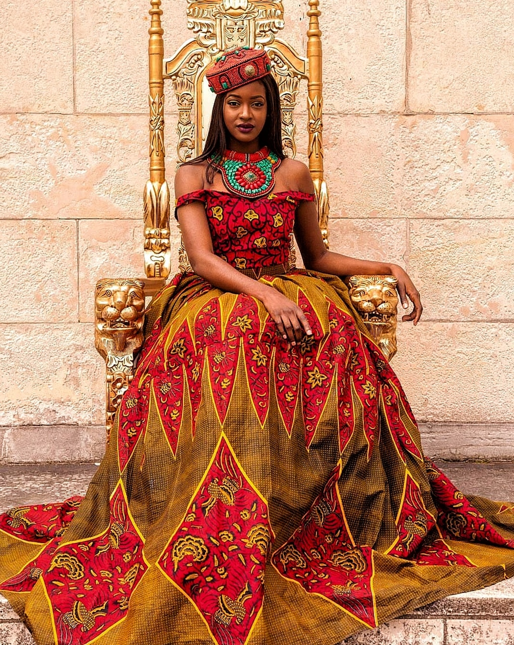 dress, nigeria, africa and queenecollection