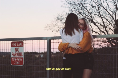 sunset, gay, alternative and forever