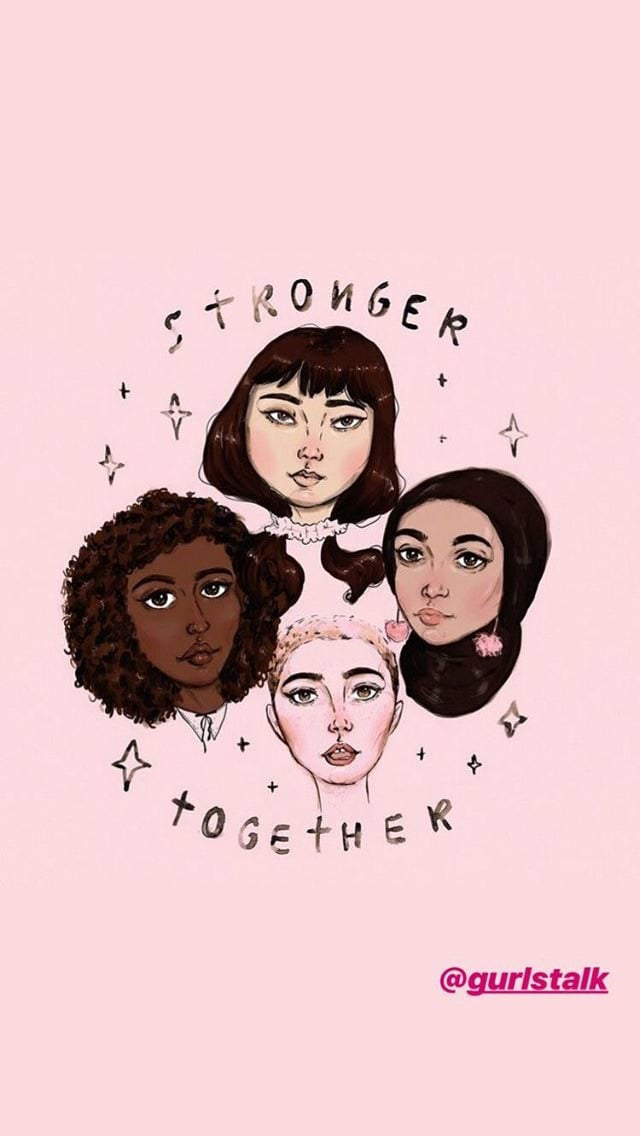 cute, wallpaper, muslim and strong