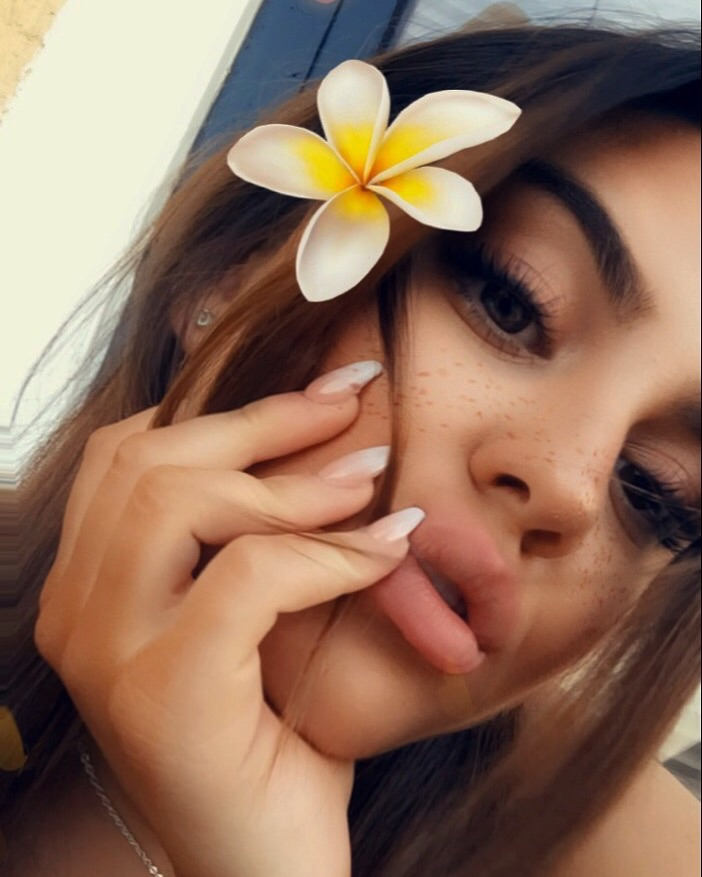 sunset, flower, summer and nails