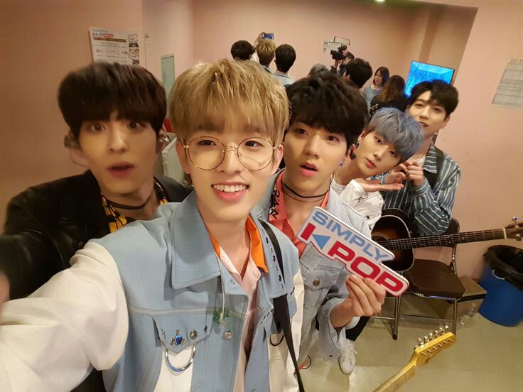 sungjin, kpop, young k and band