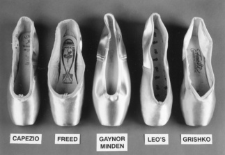 chart, fashion, pointe and ballet