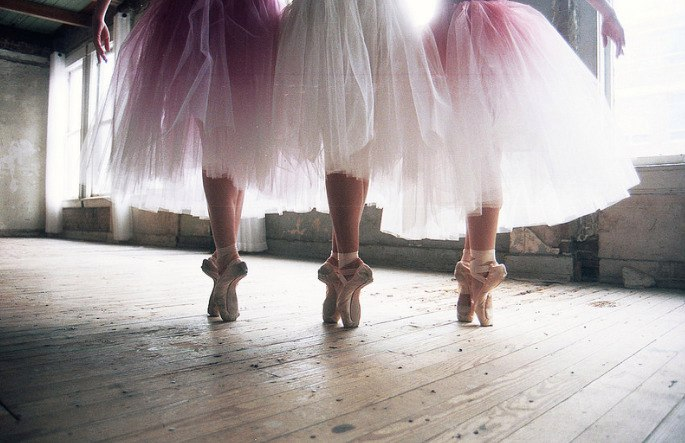 ballet, photography, girls and feet