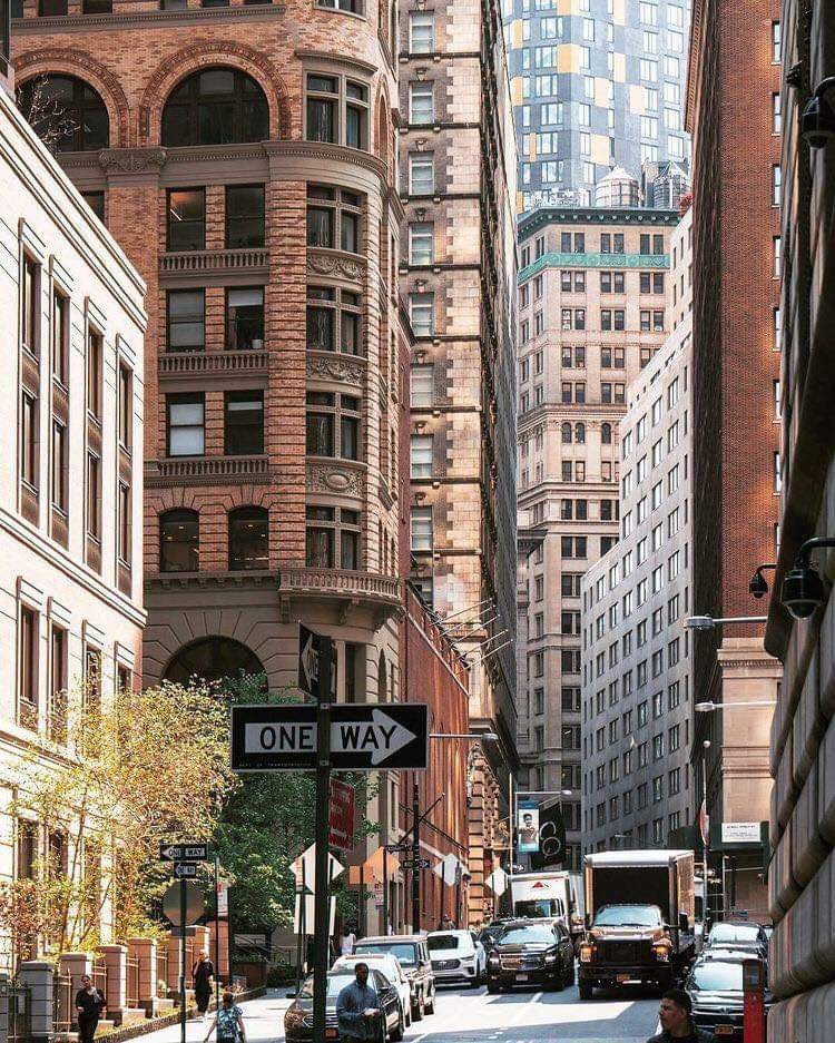 city, new york, place and travel