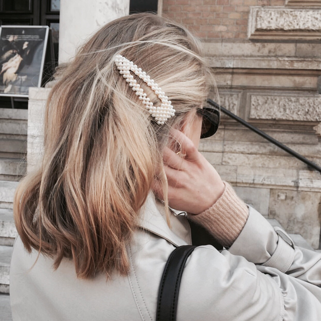 blonde, chic, fashion and hair