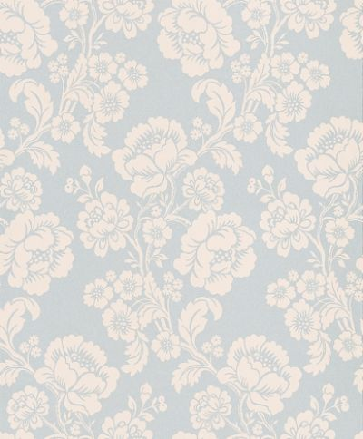 aesthetic, baby blue, background and design