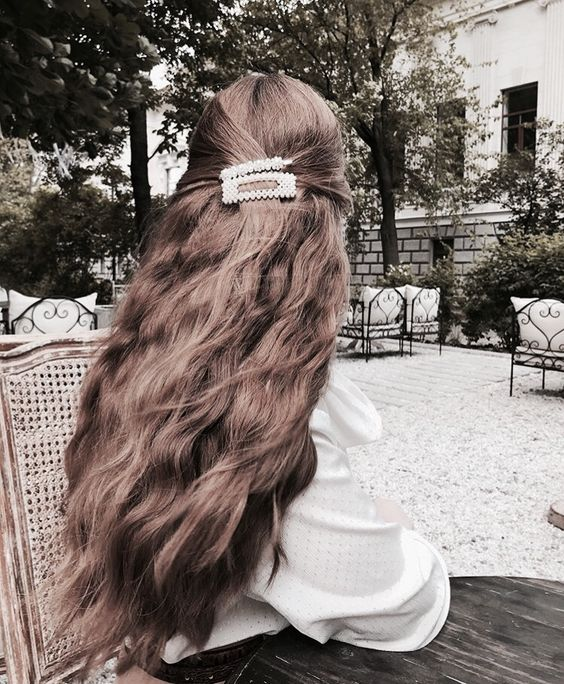 girl, hair and hairstyle