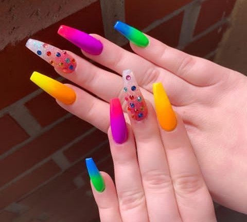 claws, cute, nails and nails-a