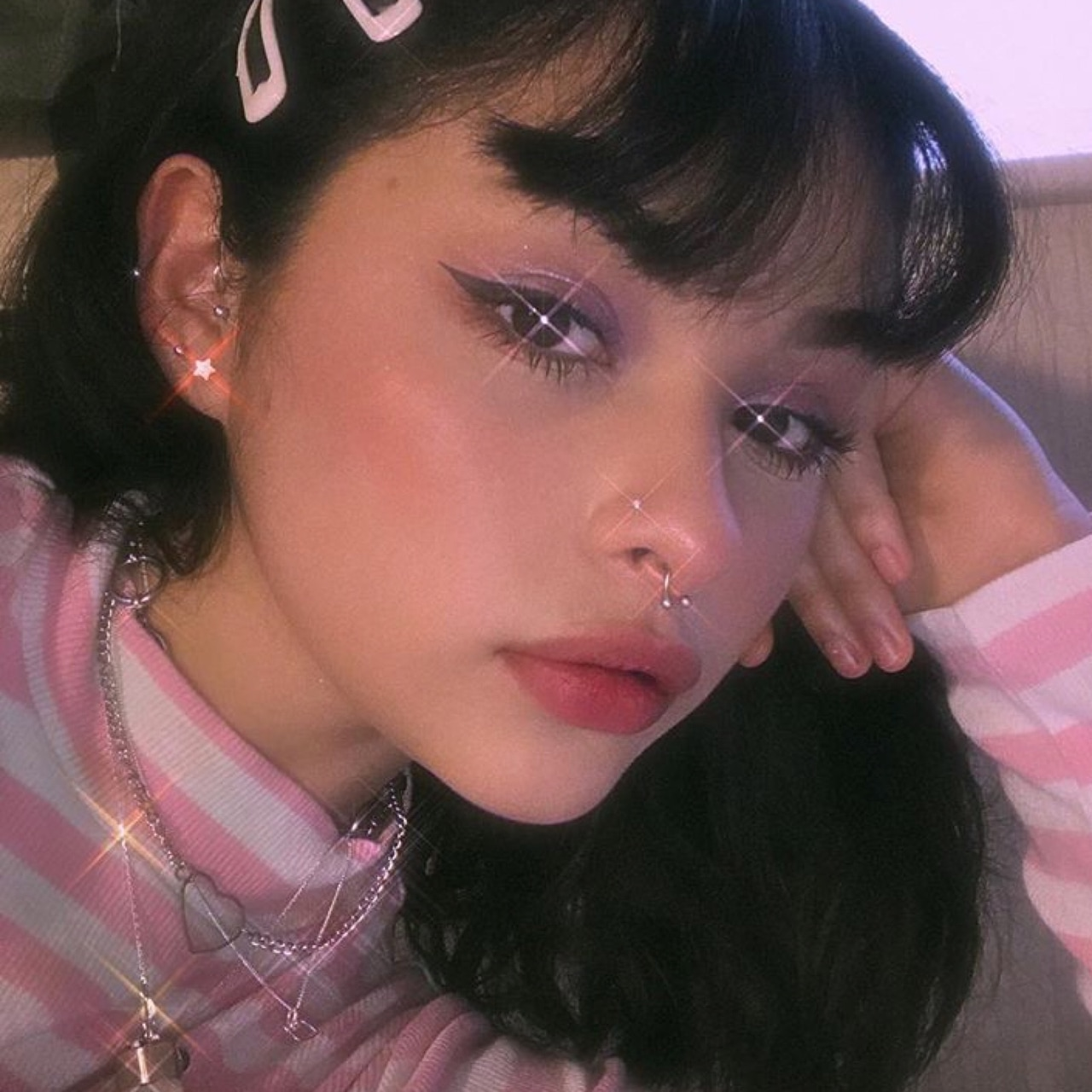 makey, cute girl, 90s and aesthetic