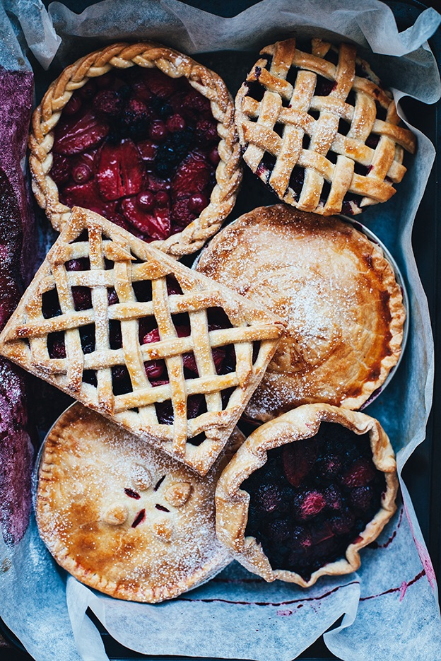 Apple Pie, bake, baking and blueberry