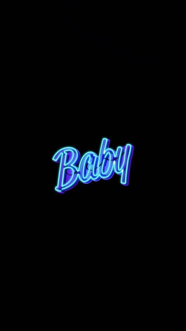baby, beautiful lights, blue color and blue lights