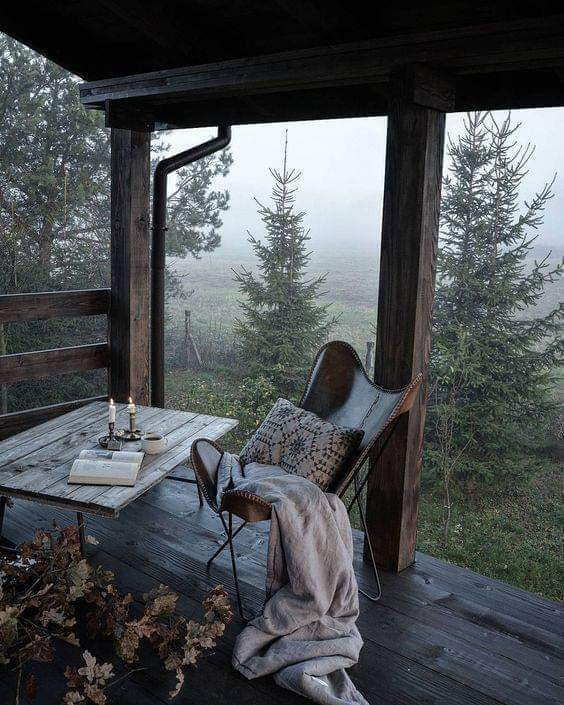 travel, trip, woods and cabin