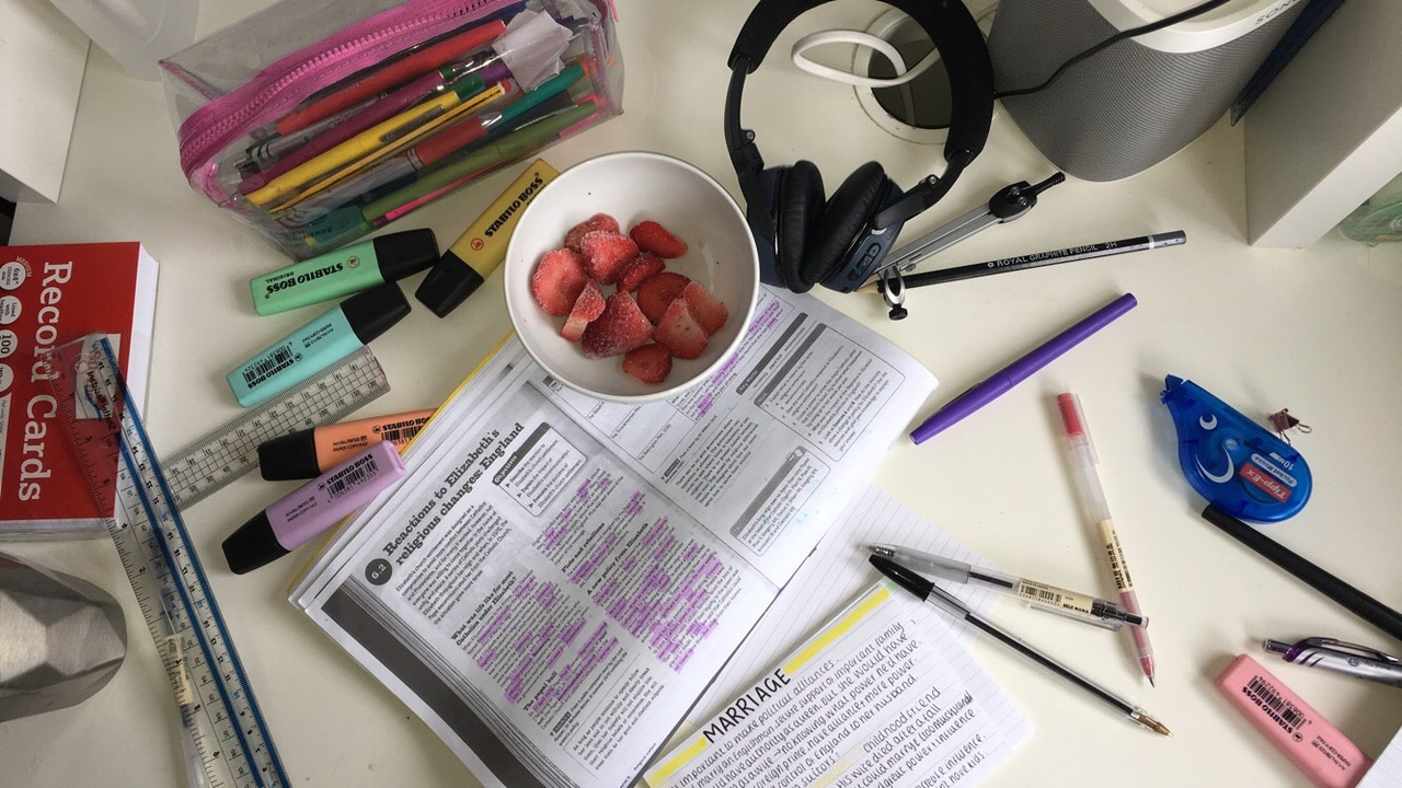revision, aesthetic, pretty and history