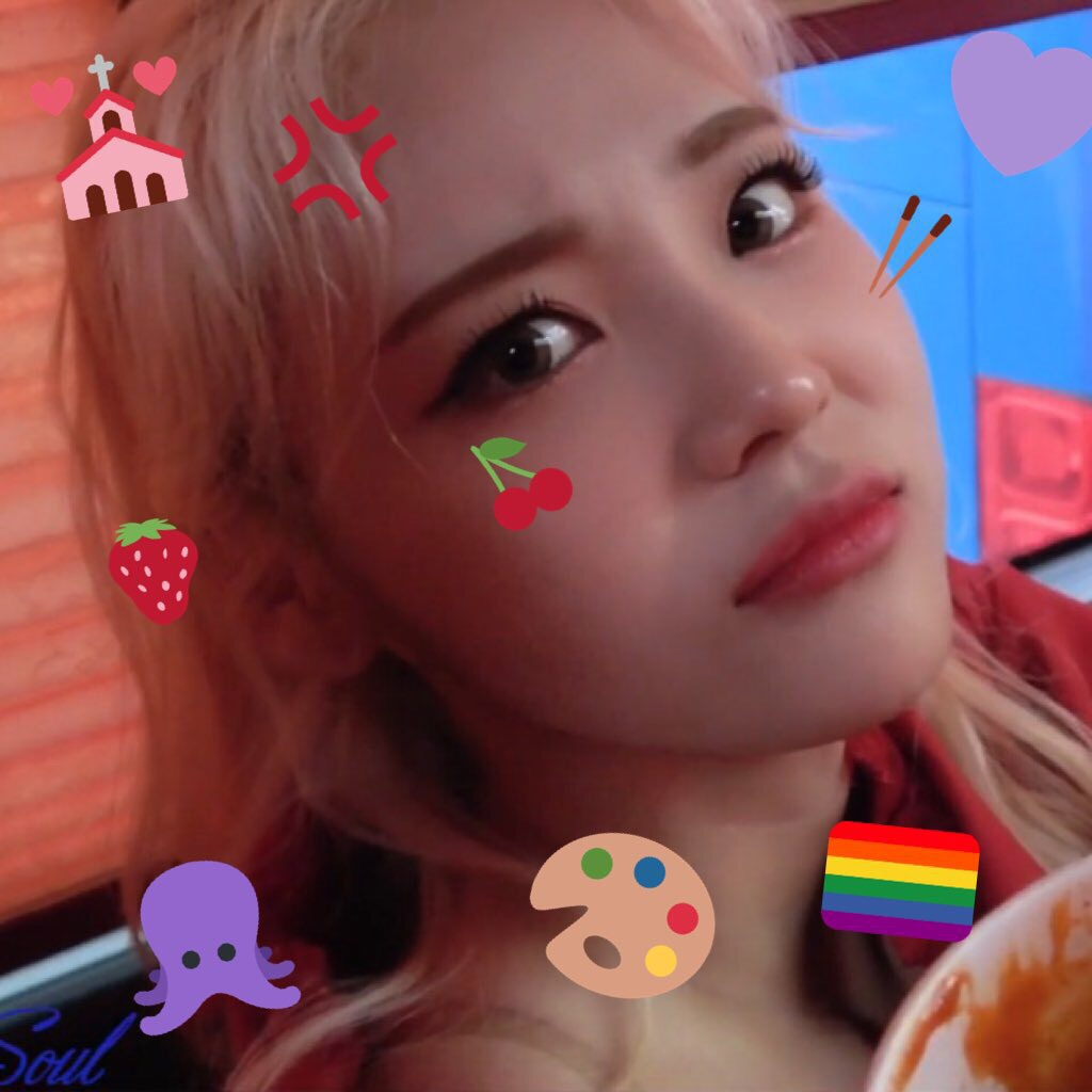 loona jinsoul, jinsoul, loona and babie