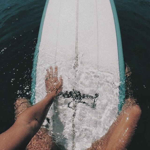 surf, surfing, summer and aesthetic