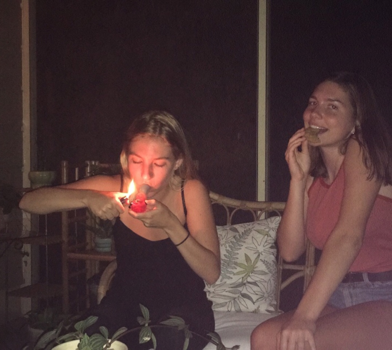 gang, weed, best friend and summertime