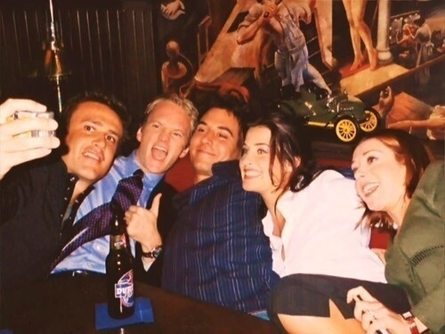 how i met your mother, marshall eriksen, ted mosby and lily aldrin