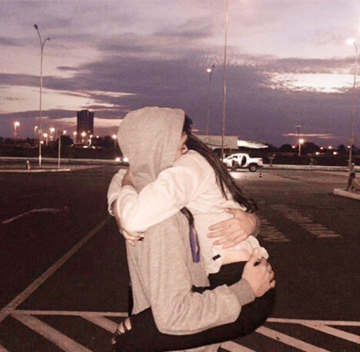 cute couple, relationship goals, hug and couple goal
