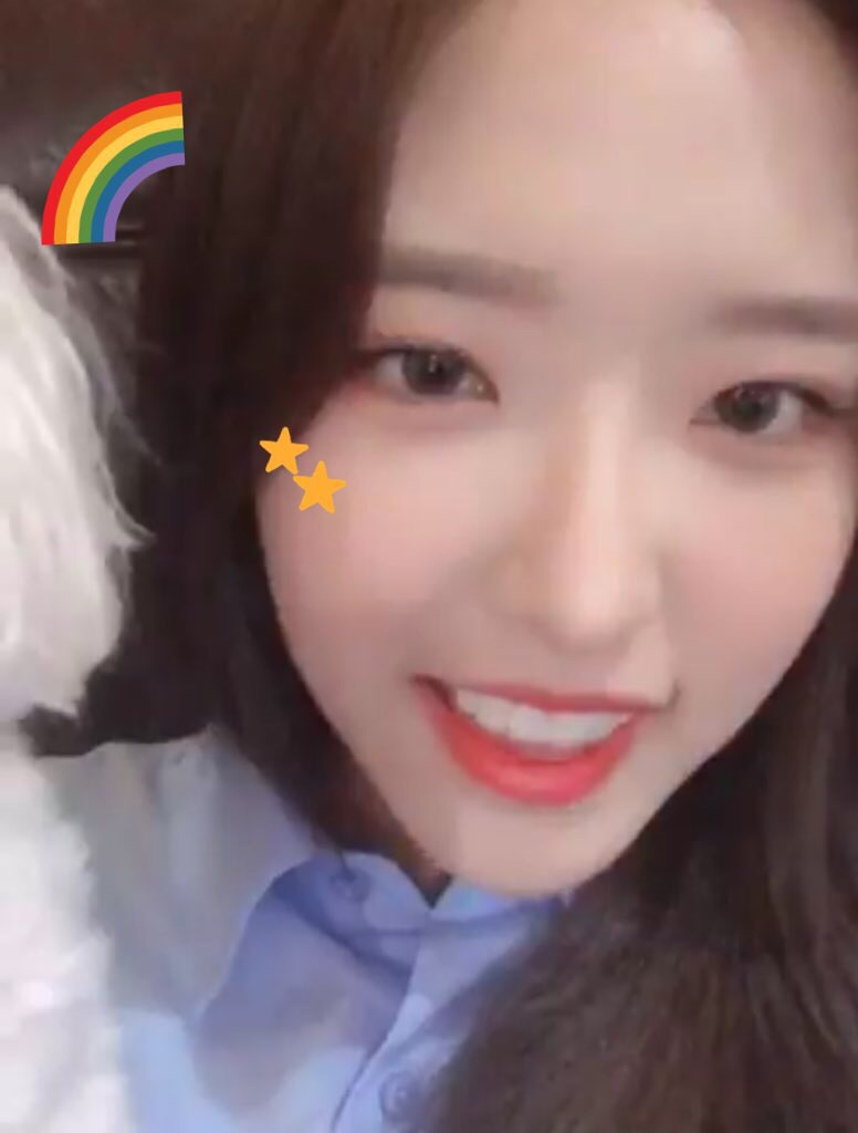 loona, softcore, olivia hye and soft