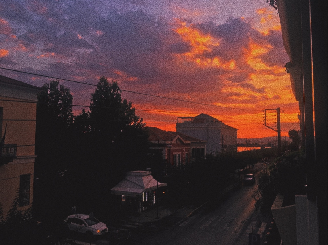 tumblr, Greece, red and violet