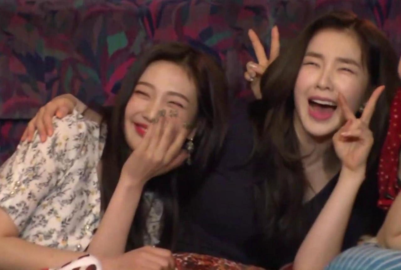 park sooyoung, low quality, joy and bae joohyun