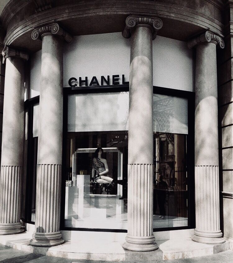 aesthetic, architecture, chanel and fashion