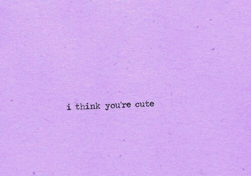 beauty, purple, cute and text