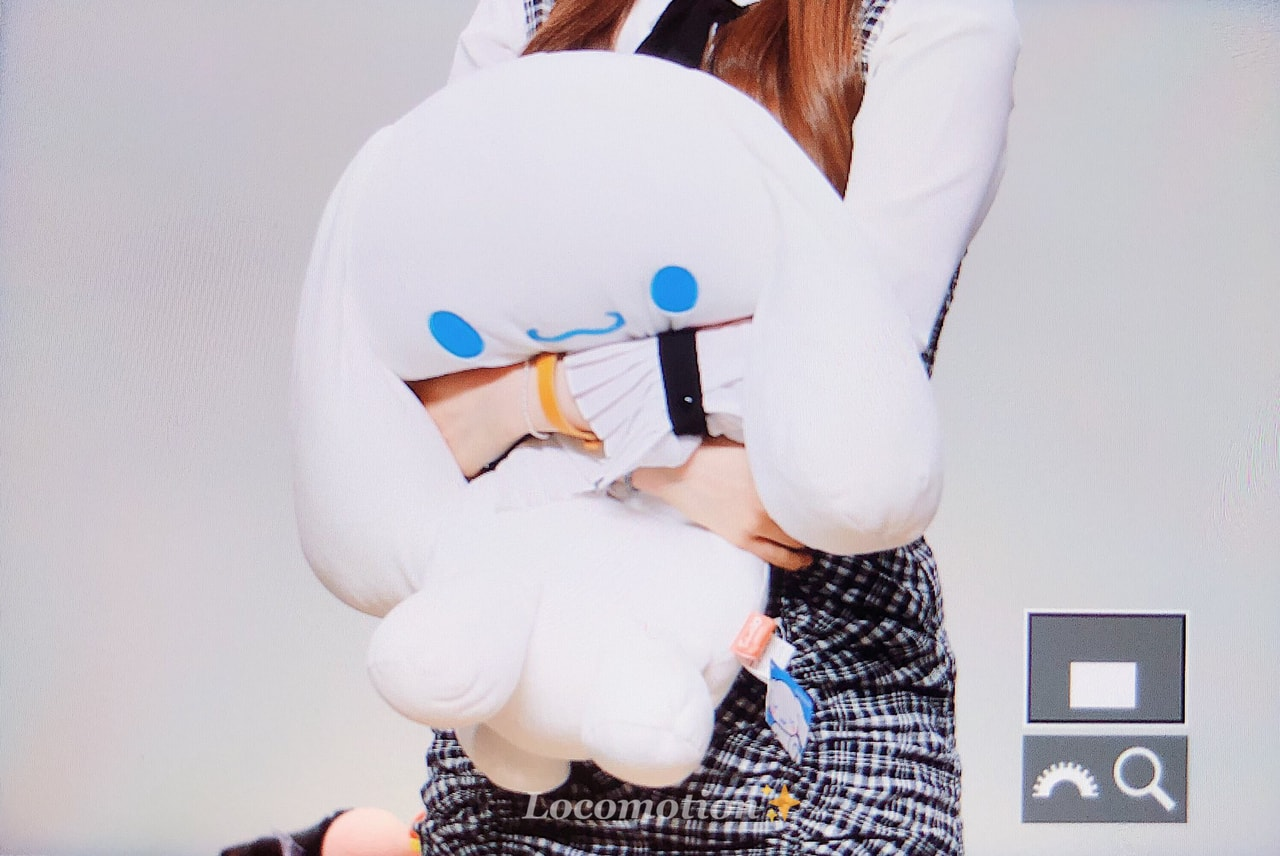sanrio, loona, cinnamoroll and chuu