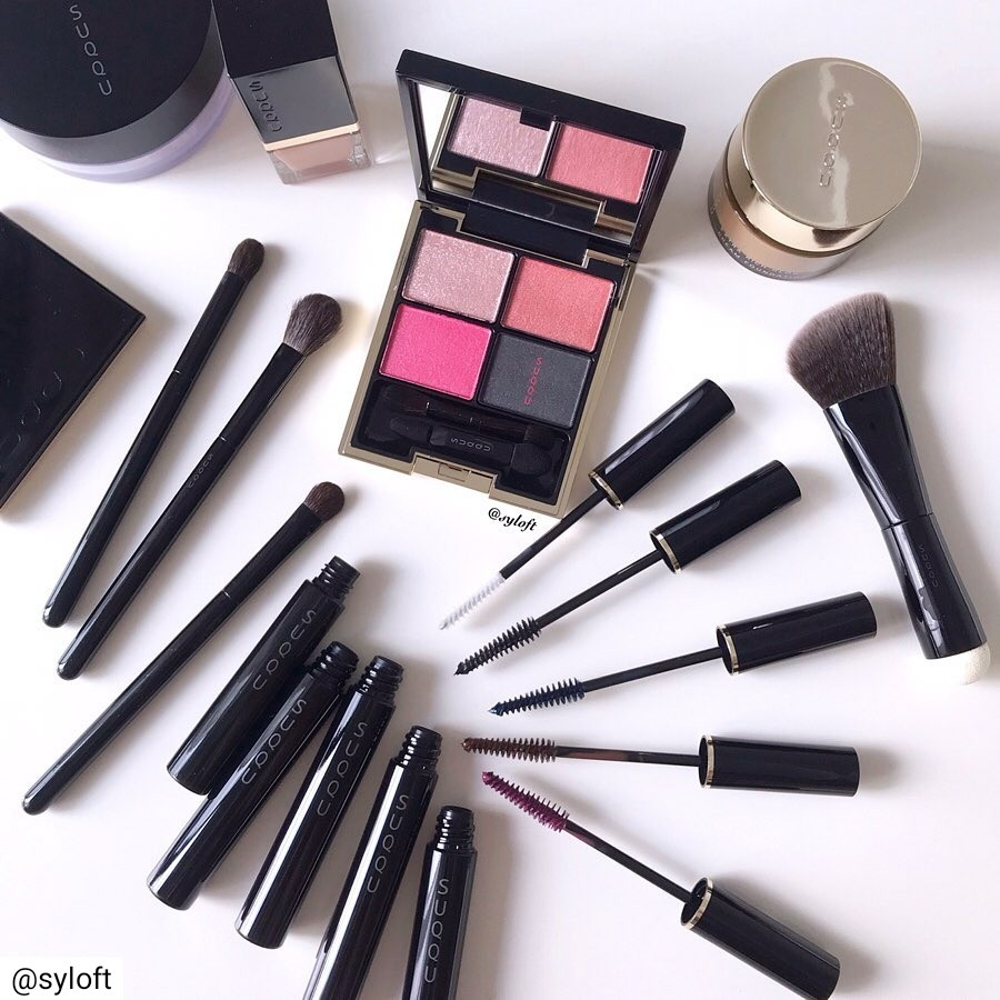 Brushes, beautiful, beauty and cute