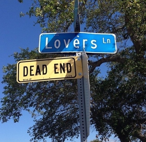 sign, dead end, cute and aesthetic