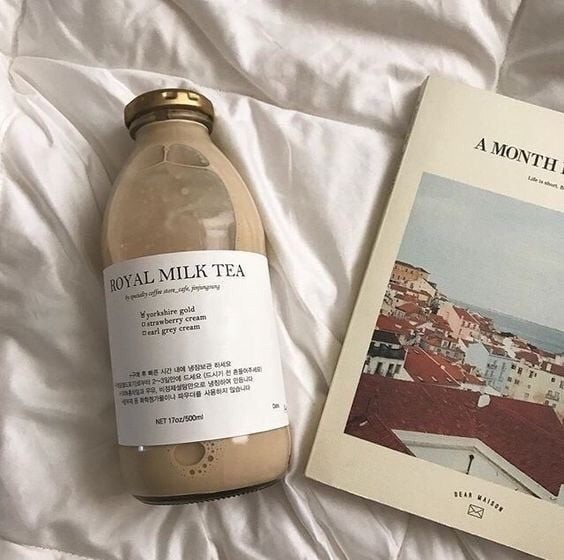 bullet journal, bed, drink and house