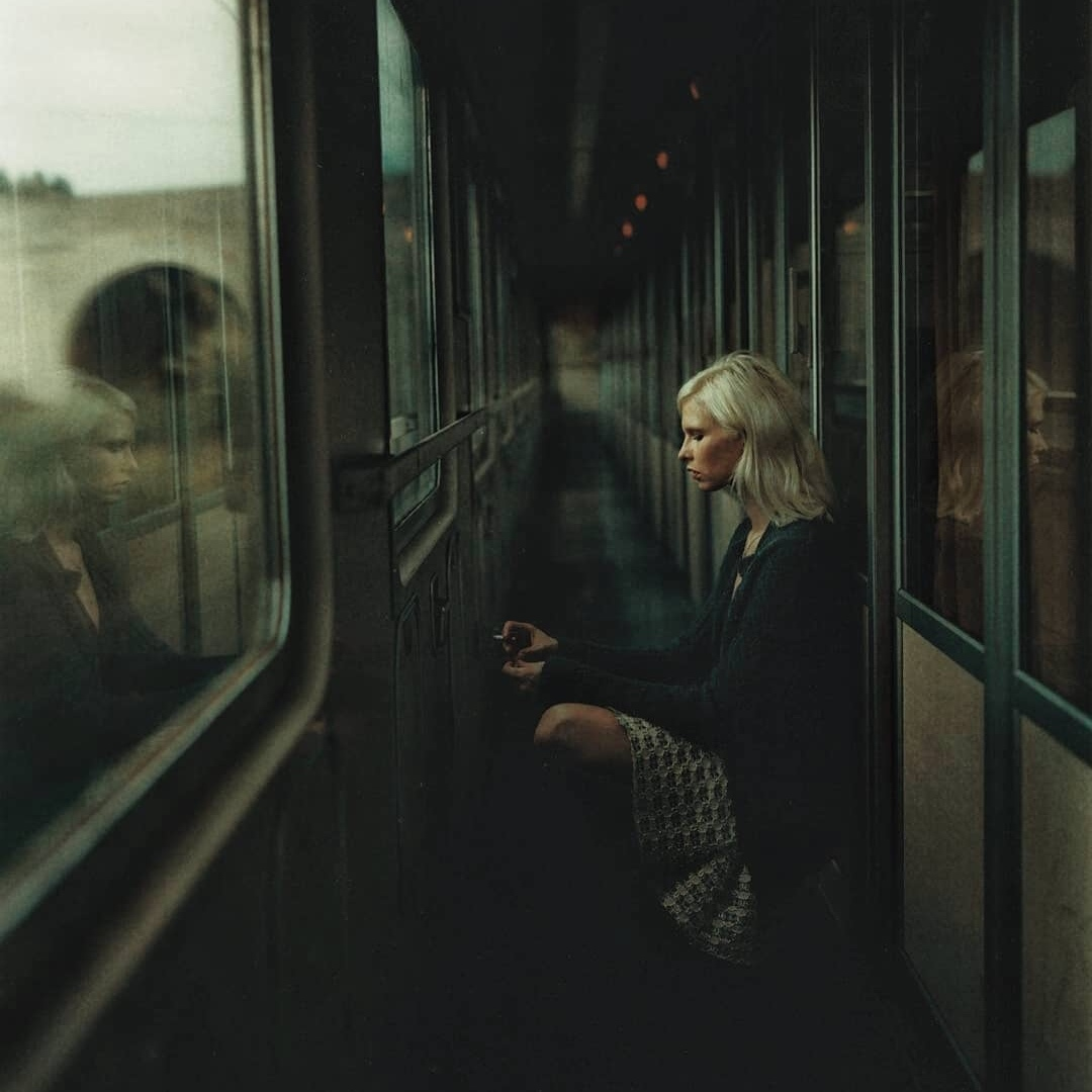 train, girl and slytherin