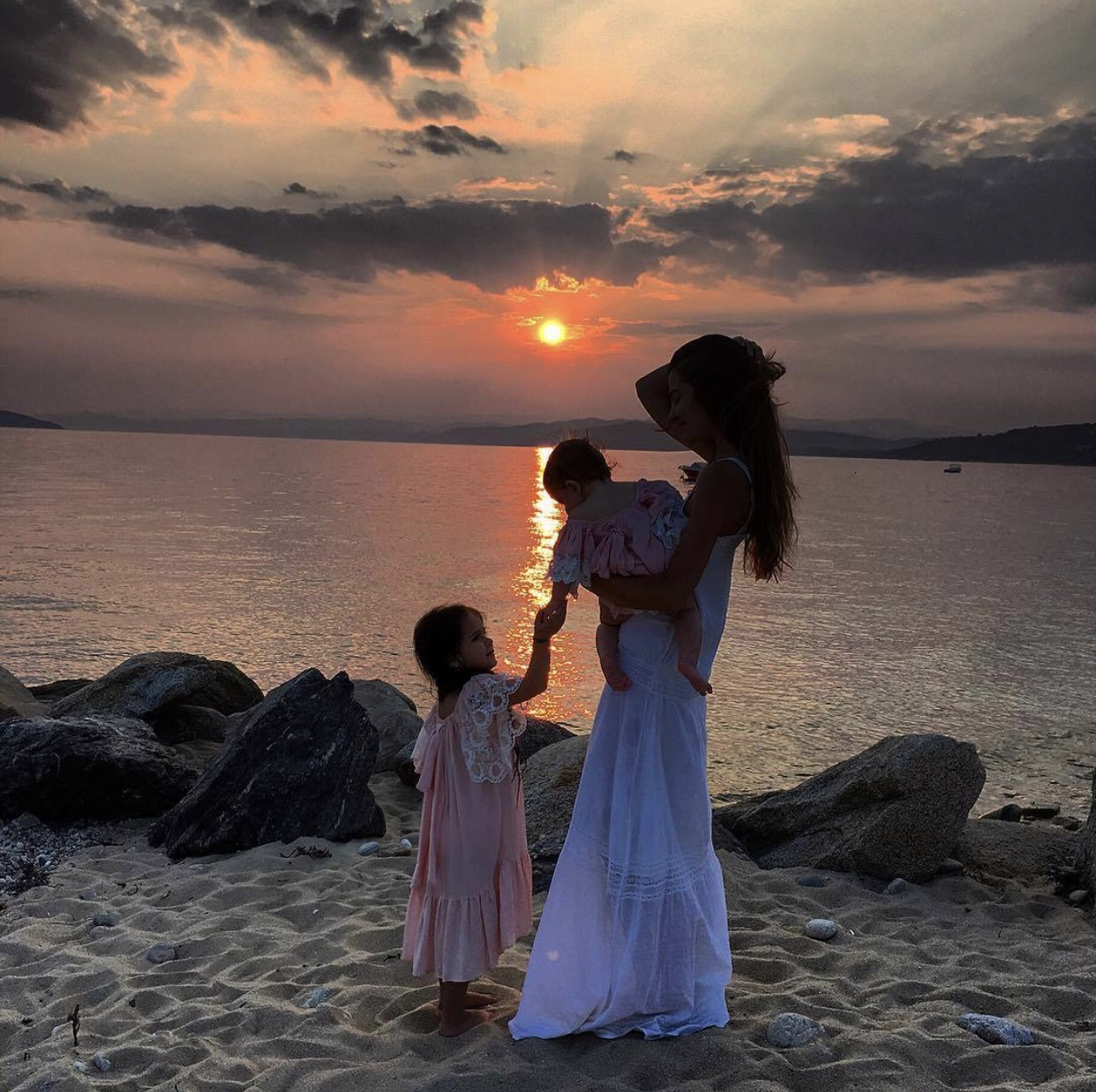 nature, mommy, baby and vacation