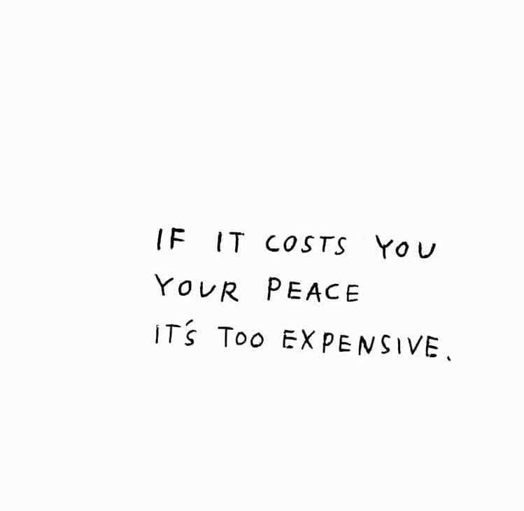 costs, expensive, you and sad