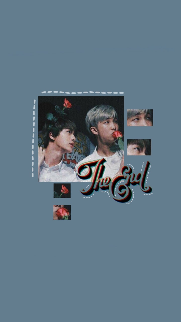 kpop, bts, namjin and wallpaper