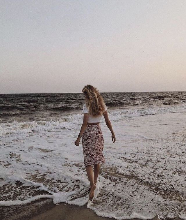 aesthetic, summer, ocean and fashion