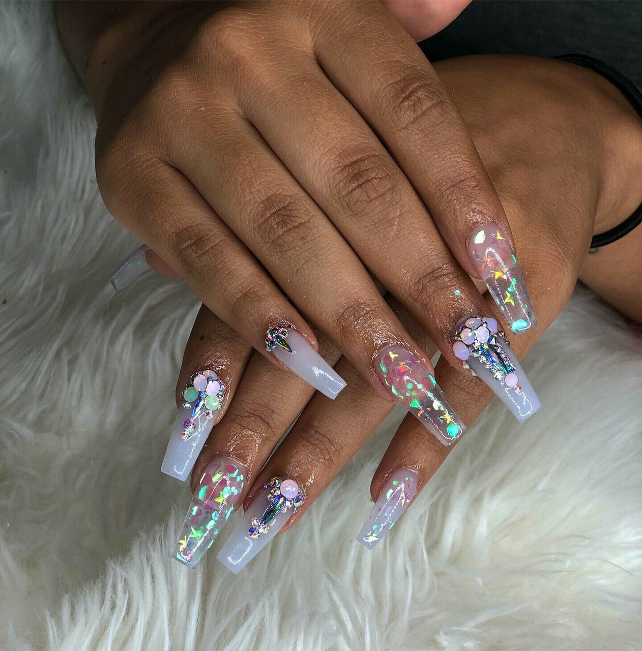 style, gel nails, fashion and claws