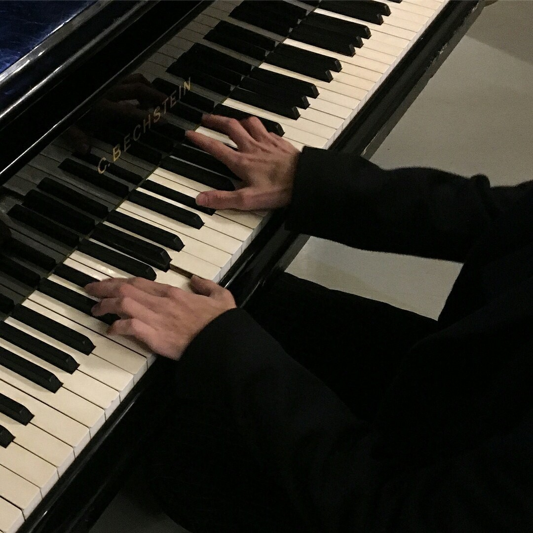 indifference, piano, aesthetics and hands