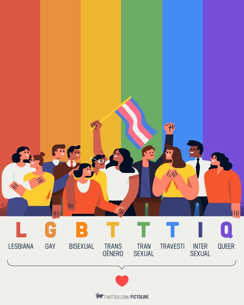 lgbtq, pictoline, stonewall 50 and love is love