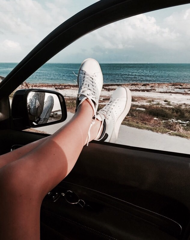 shoes, cars, girl and inspiration