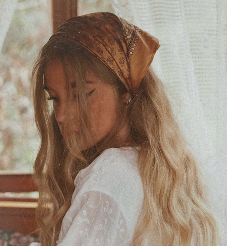 hair, blonde, aesthetic and vintage