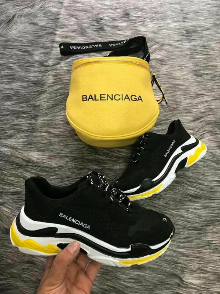 luxury, Balenciaga, shoes and matching