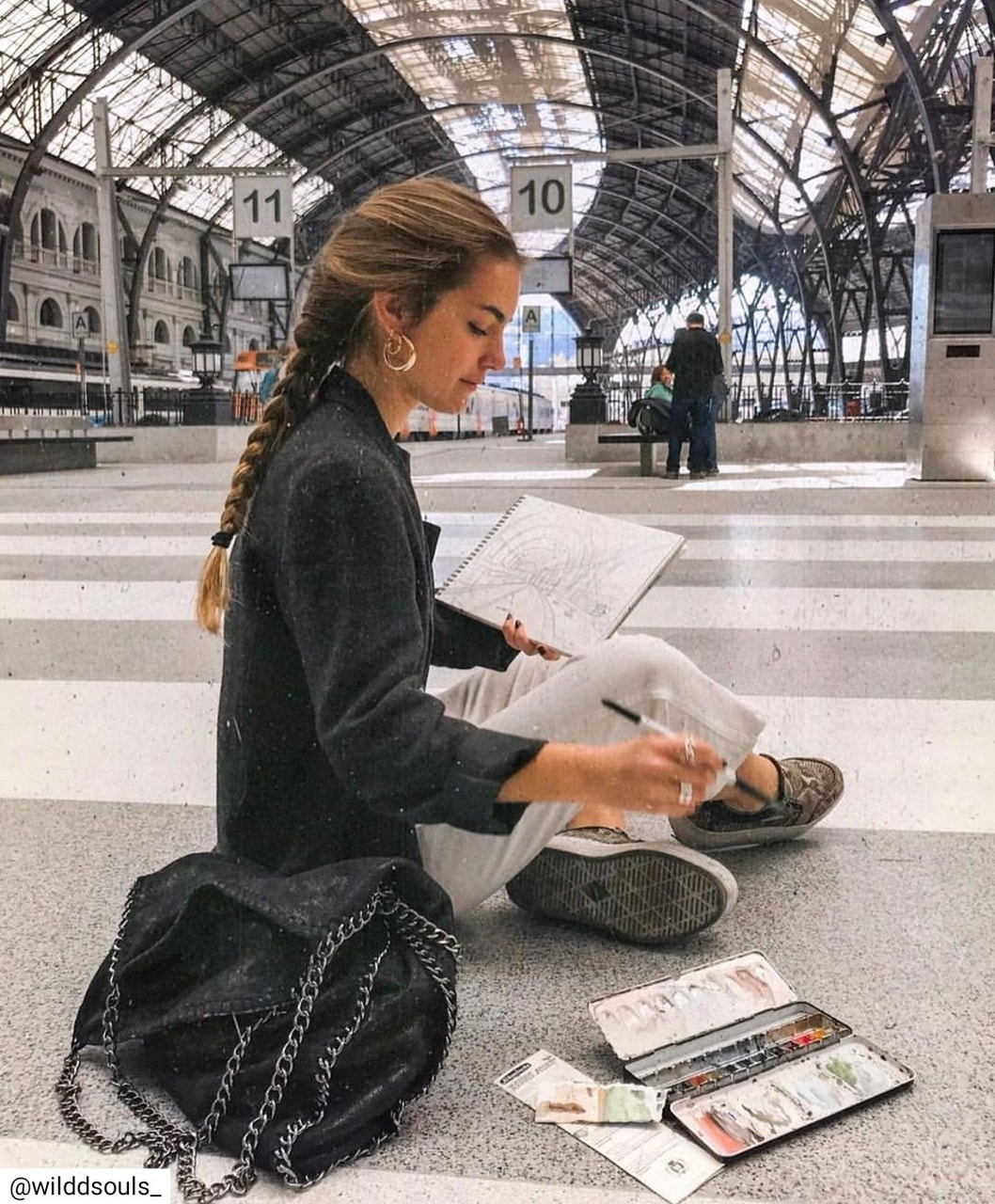 fashion, goals, school and reading