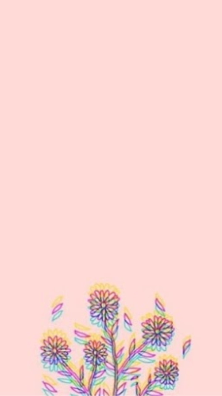 colors, flowers, aesthetic and wallpaper