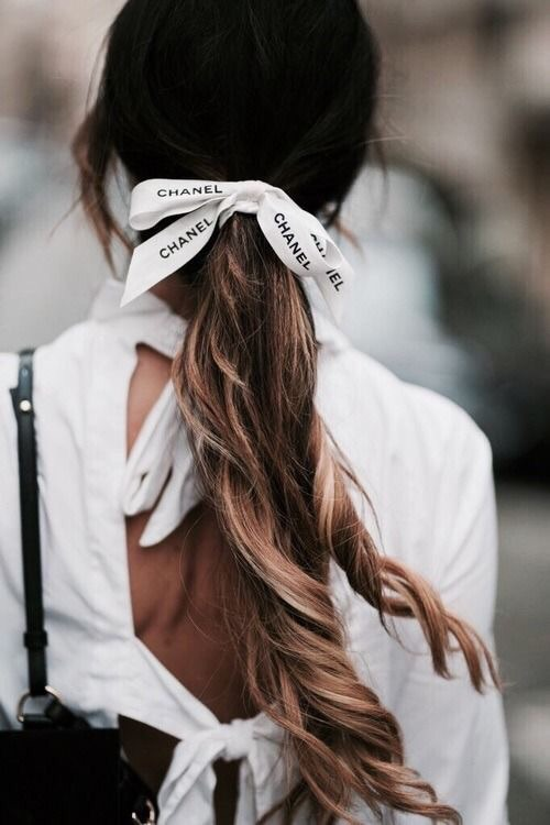 ponytail, hair, straight and hairstyles