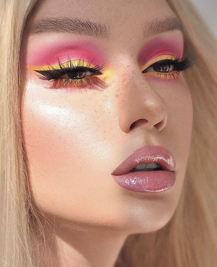 girl, makeup, beauty and glam