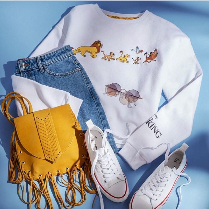 girly, outfits, yellow and looks